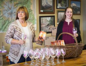 Enumclaw Spring Wine Walk