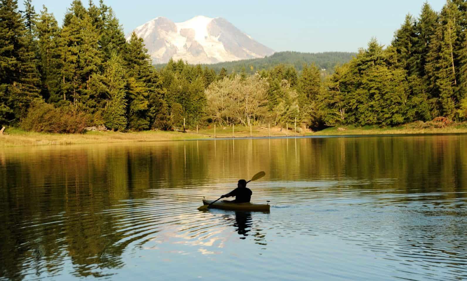 Alder Lake Park Campground Visit Rainier