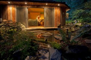 Wellspring Spa near Mount Rainier National Park