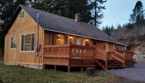 Indian Henry's Cabin