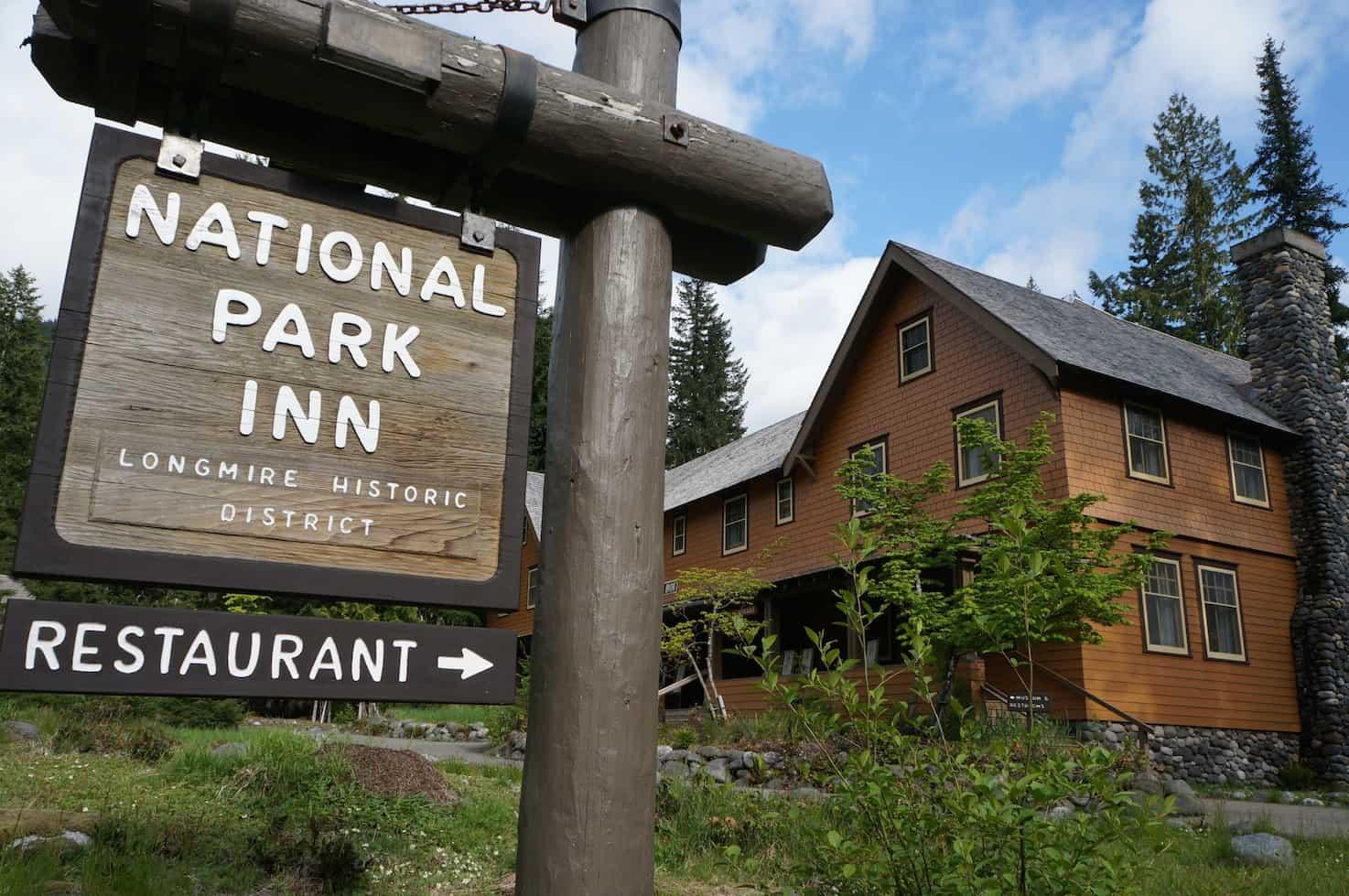 National Park Inn At Mount Rainier National Park Visit