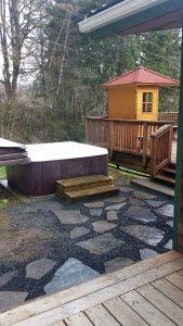 Rainier Cottages Outdoor Hbot Tu