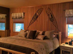Rainier Cottages Interior