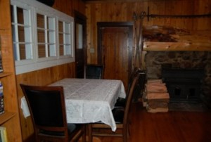 The Cornerstone Cabin