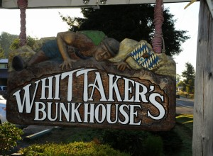 Whittaker's Bunkhouse