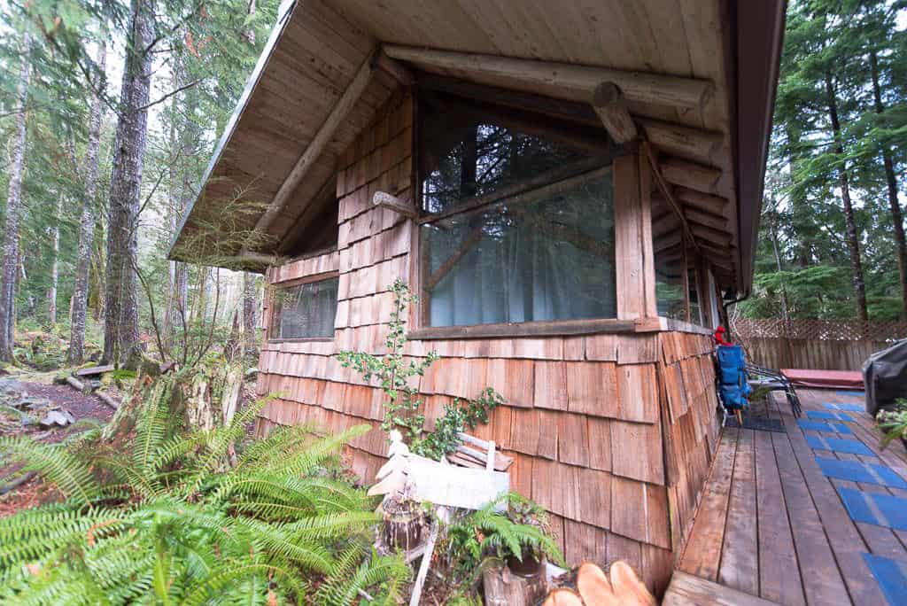 cottages rainier mt near cabins