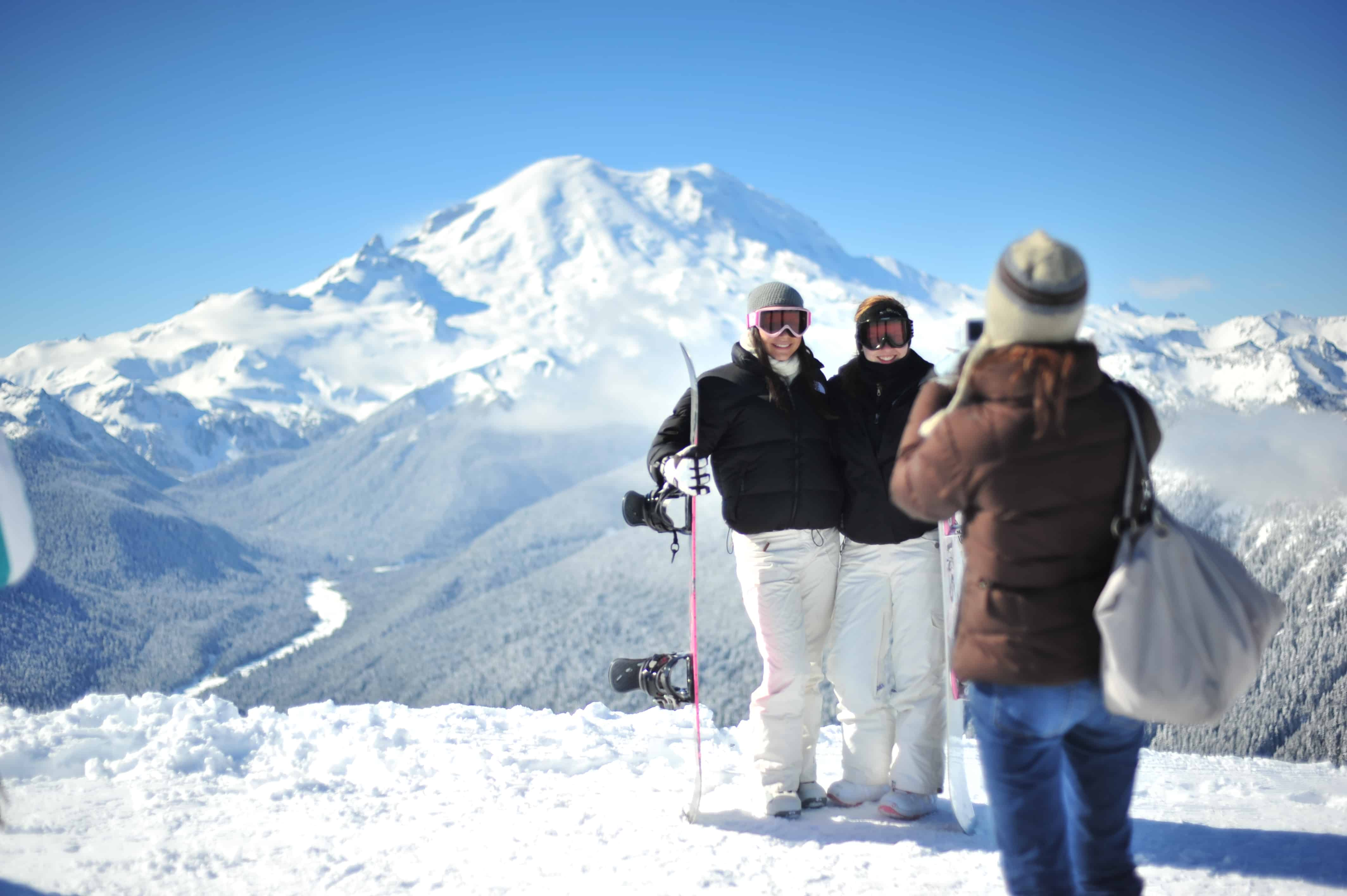 crystal mountain resort a pnw winter playground | visit rainier