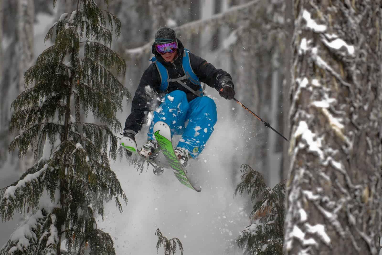 white pass ski area | visit rainier