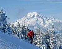White Pass Ski Area © Matthew Poppoff