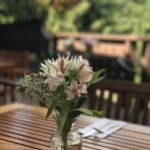 Alpine Inn offers seasonal outdoor dining