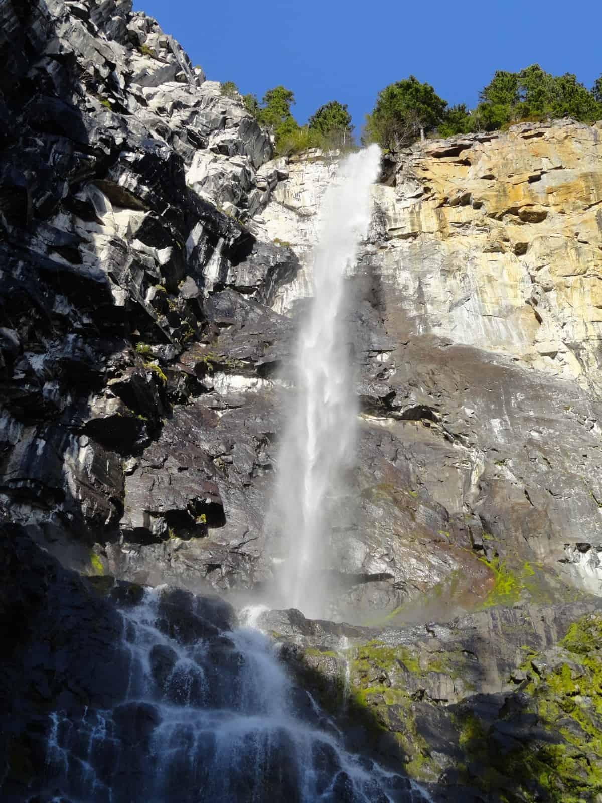 Snoquera Falls Visit Rainier