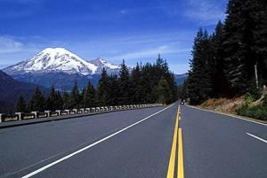 Road trip to Mt Rainier