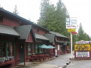 Gateway Inn near Mt. Rainier