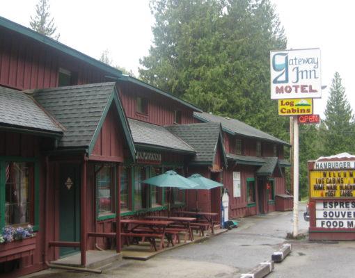 Gateway Inn near Mt. Rainier