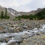 Glacier Basin creek