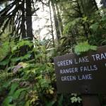 Green Lake Trail