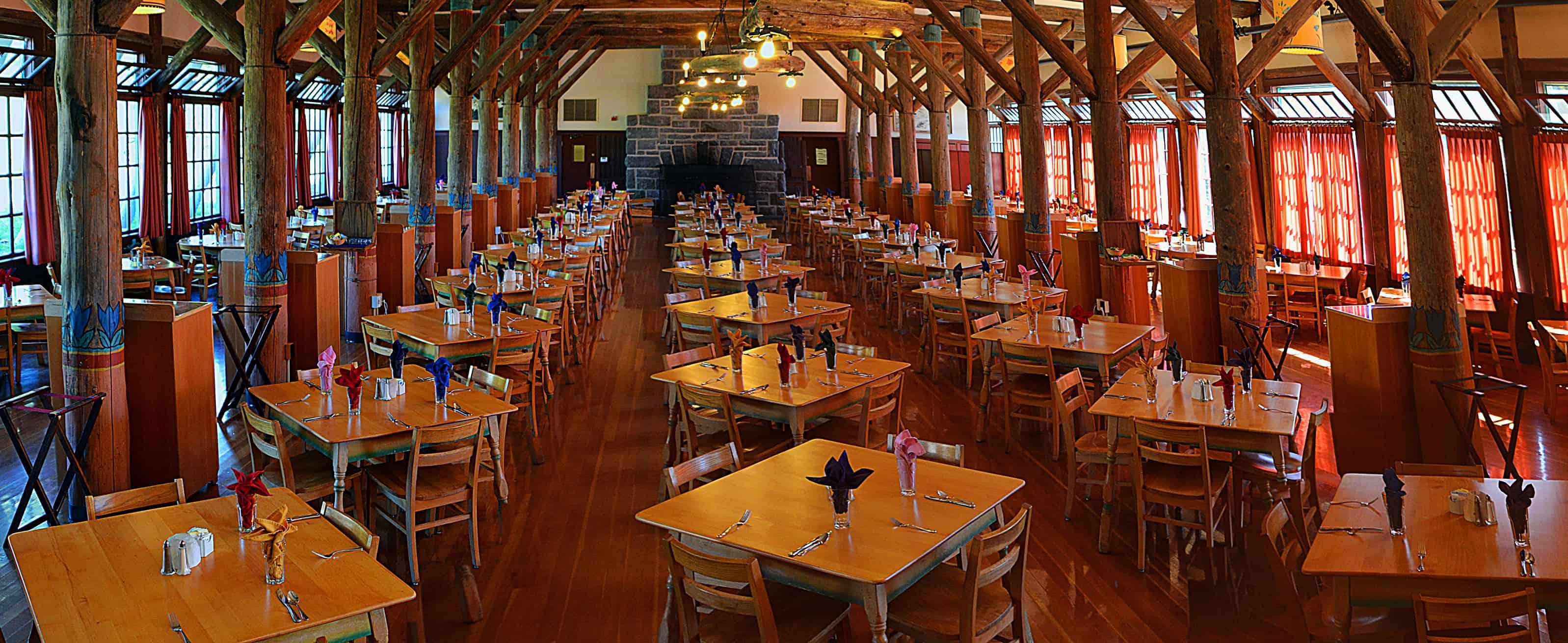 Paradise Inn Dining Room