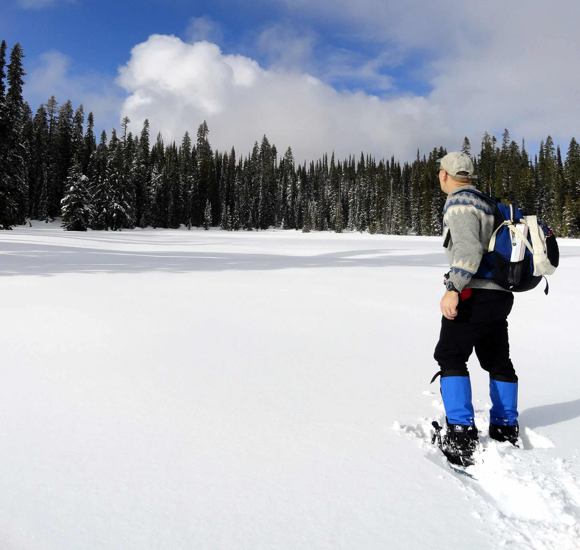 Snowshoe Deer Lake
