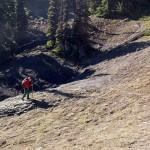 American Ridge Via Goat Creek