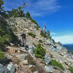 Tamanos Mountain