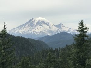 Scene from the White Pass Scenic Byway