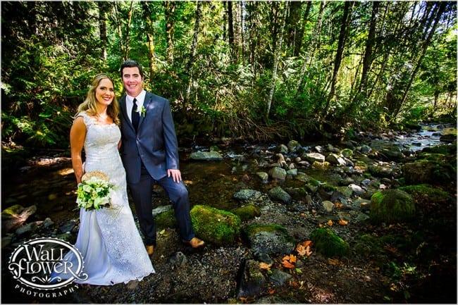 Copper Creek Inn Wedding