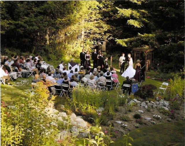 Weddings at Wellspring