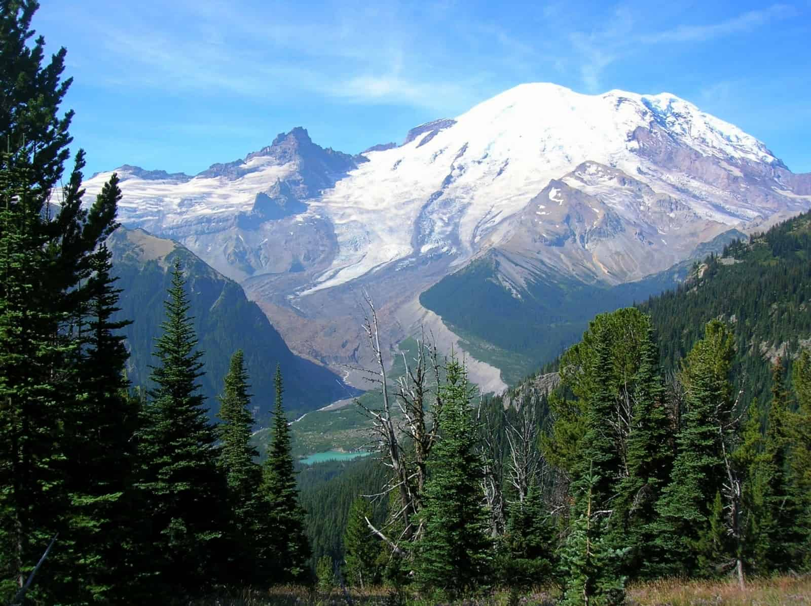 Mt. Rainier Fact Sheet | Visit Rainier
