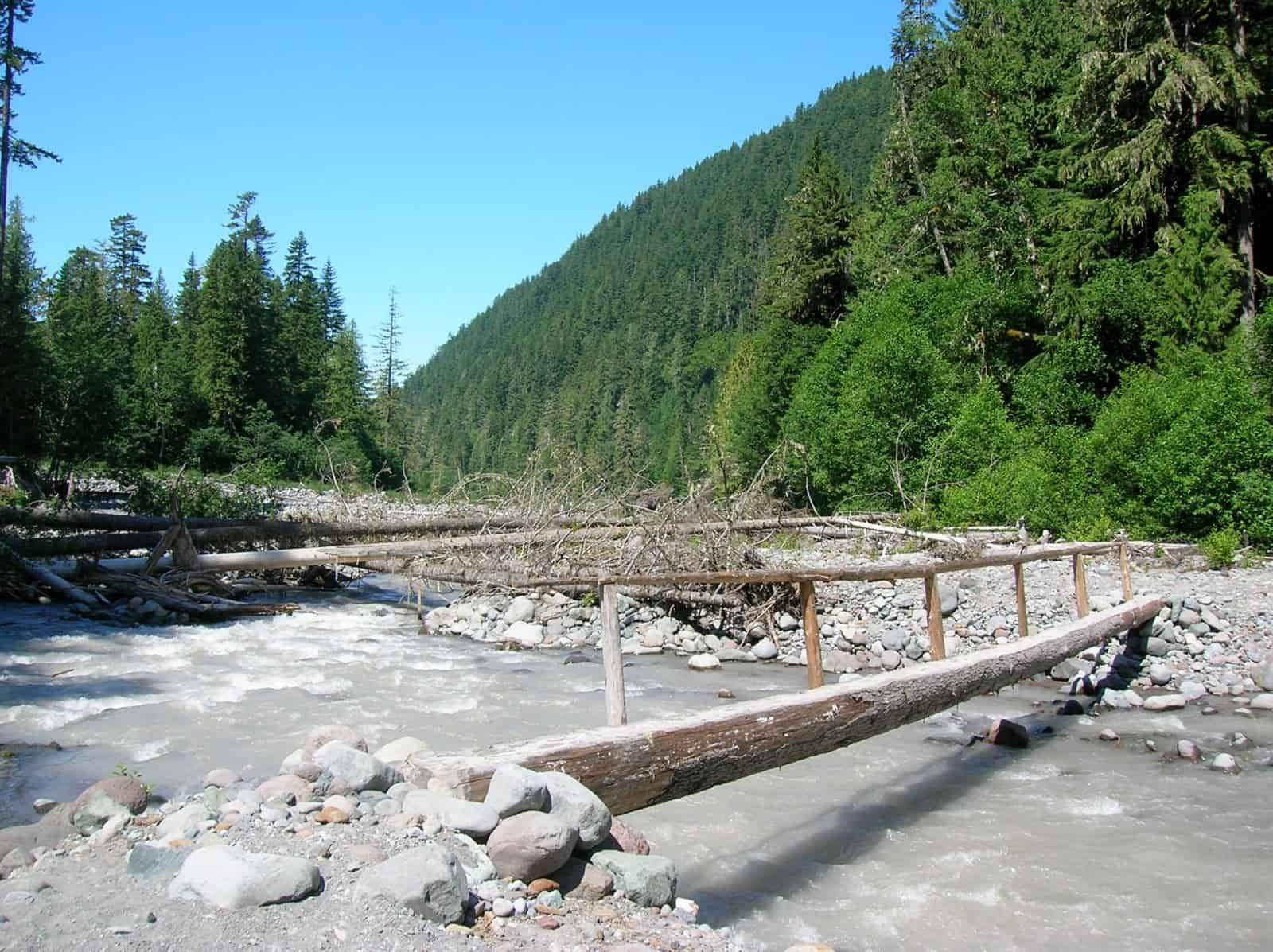 Wonderland Trail Pt  2: North Puyallup River to Mowich Lake