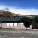 Oak Creek Visitor's Center © Carrie Uffindell
