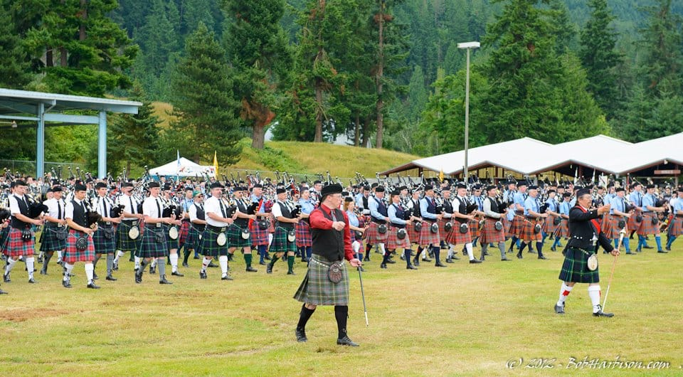 Seattle Scottish Highland Games