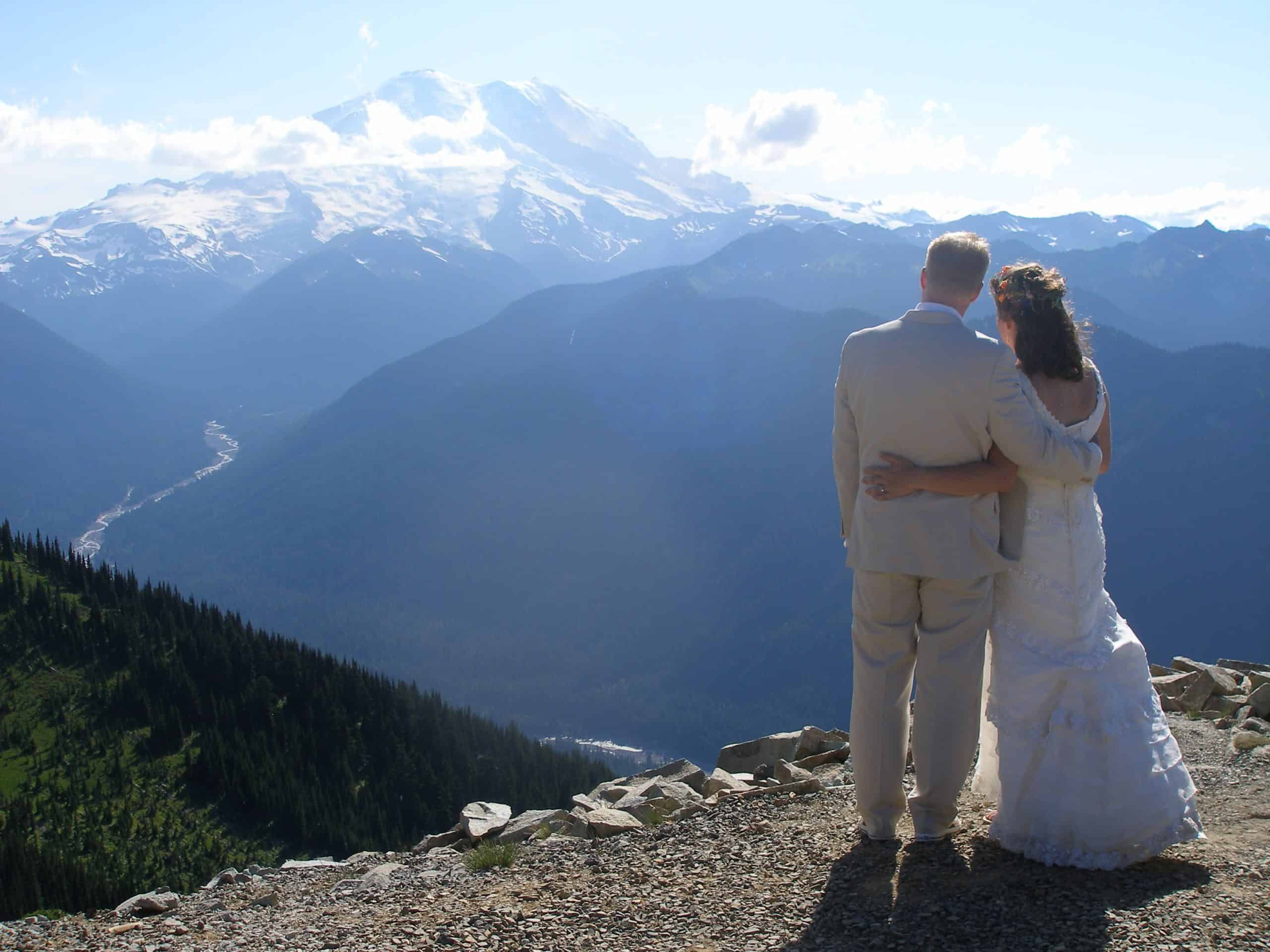 Weddings at Crystal Mountain Resort