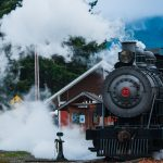 Steam Train Elbe WA