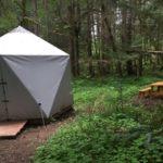 Yurts at Alexander's Lodge