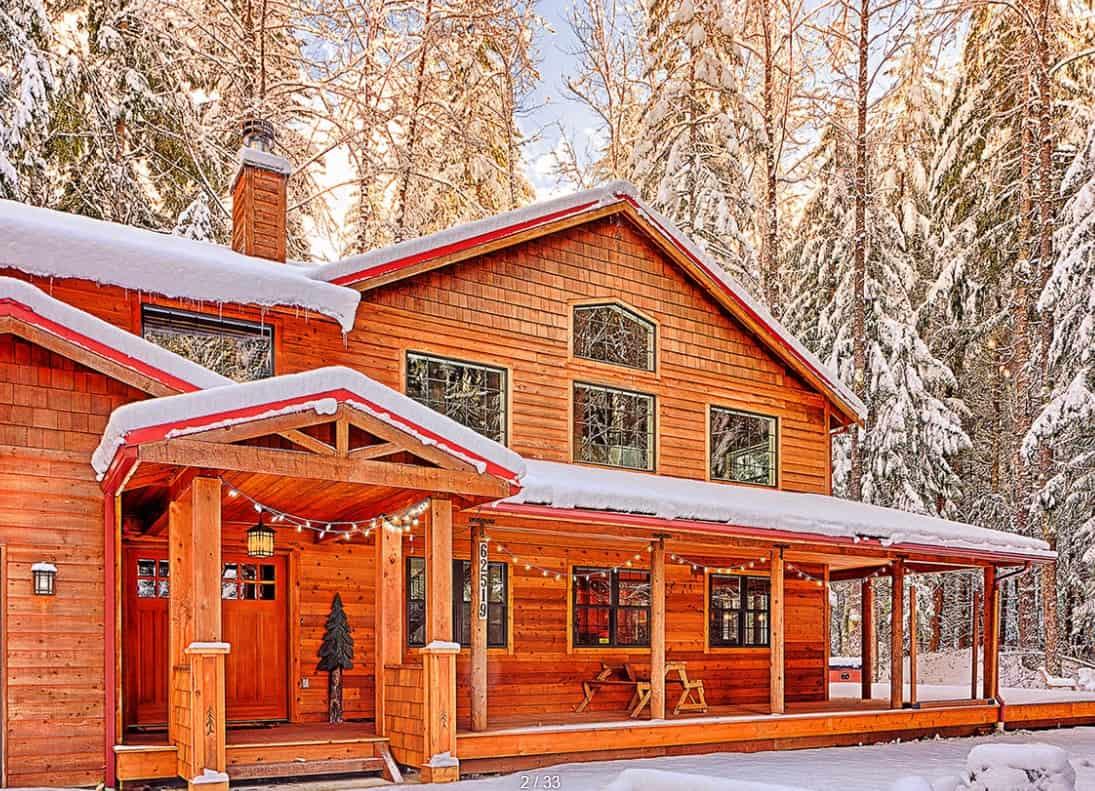 Crystal mountain cabins near mount rainier national park for Cabins near mt ranier
