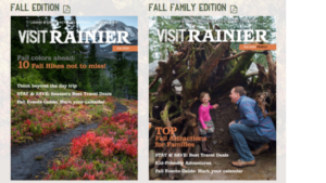 2020 Fall Vacation Planners