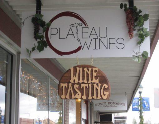 Plateau Wine and Tapas