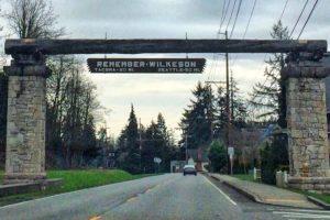 Wilkeson Entrance