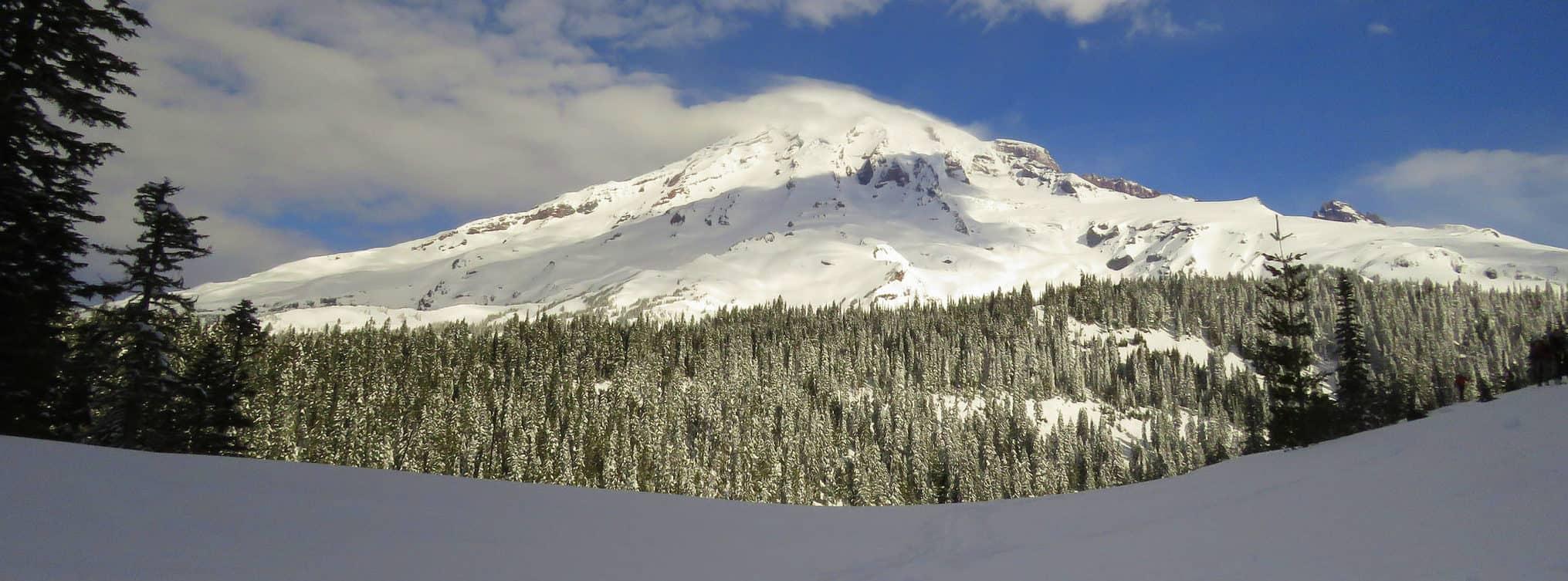 Mt Rainier Photo Courtesy Janelle Walker