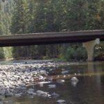 Bridge at Little Naches Campground