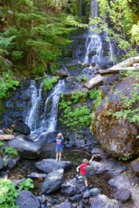 Family Friendly Waterfalls
