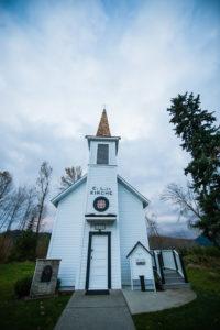 Little White Church Elbe WA