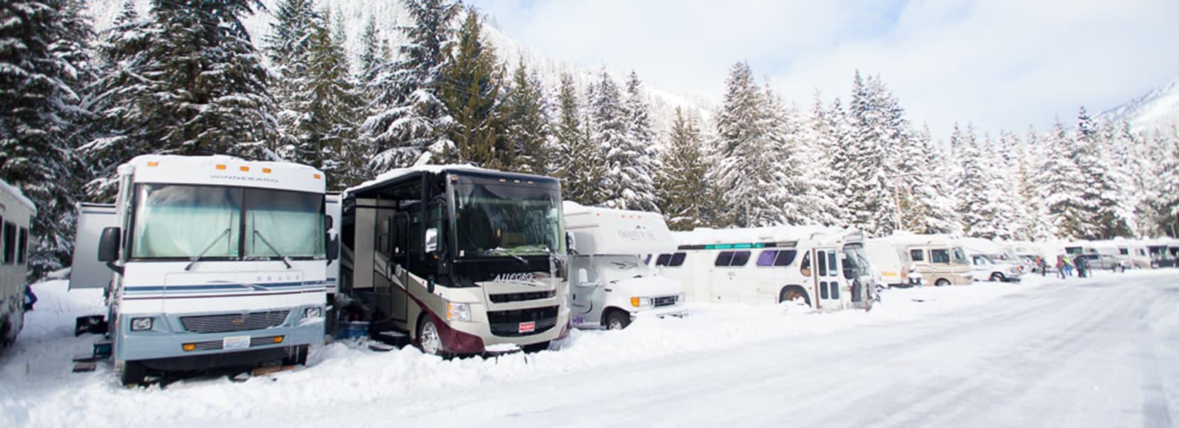 Crystal Mountain Resort RV