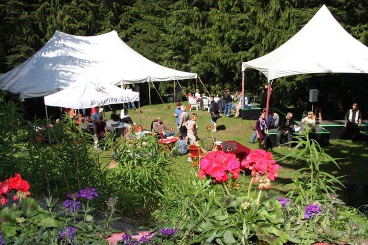 Rainier Wine Festival at Alpine Inn