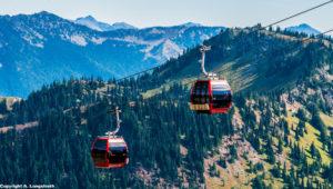 Mt. Rainier Gondola at Crystal Mountain