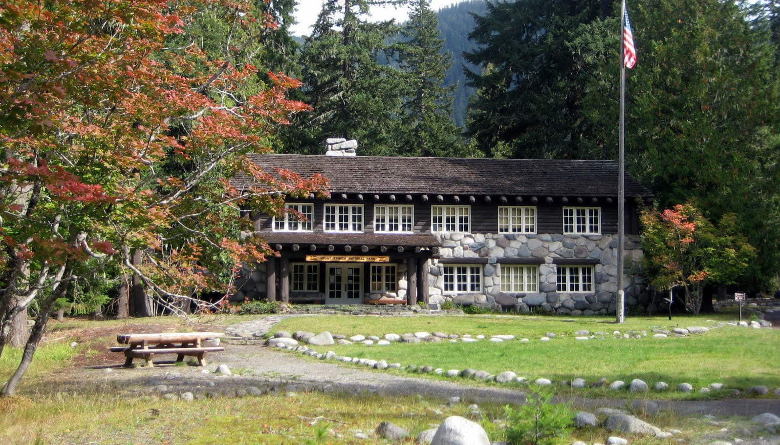 Longmire Wilderness Center
