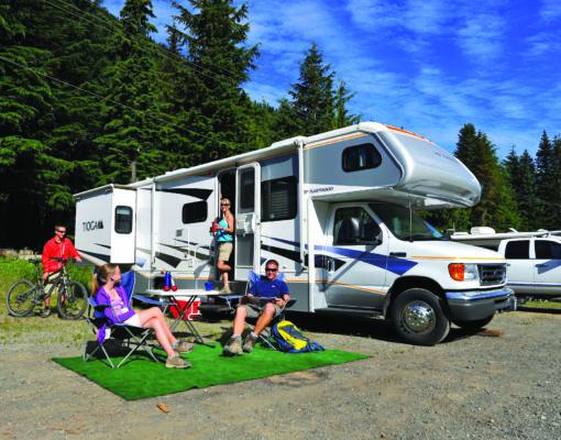 Crystal Mountain Resort RV Camping