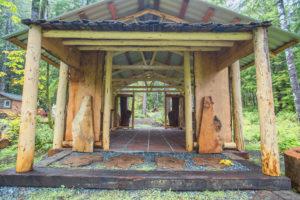 Altimeter Cabin exterior