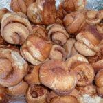 Stick buns at Copper Creek Restaurant