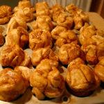 Sticky buns at Copper Creek Restaurant